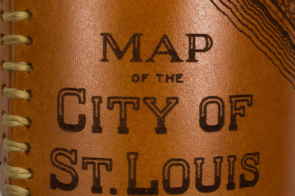 St. Louis Map Travel Mug