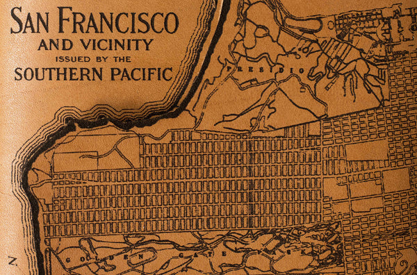 San Francisco Map Journal