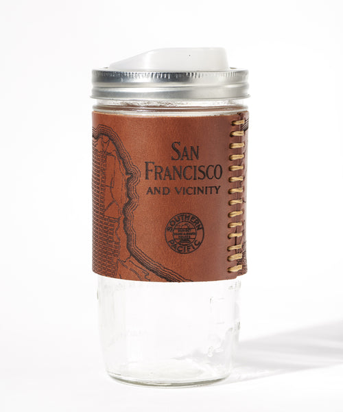 San Francisco Map Travel Mug