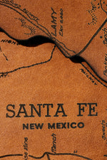 Load image into Gallery viewer, Santa Fe Map Clutch