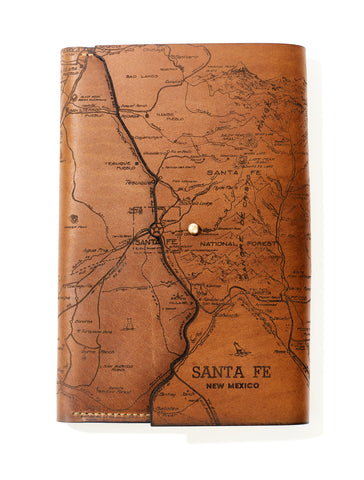 Santa Fe Map Journal