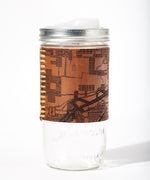 Load image into Gallery viewer, Seattle Map Travel Mug