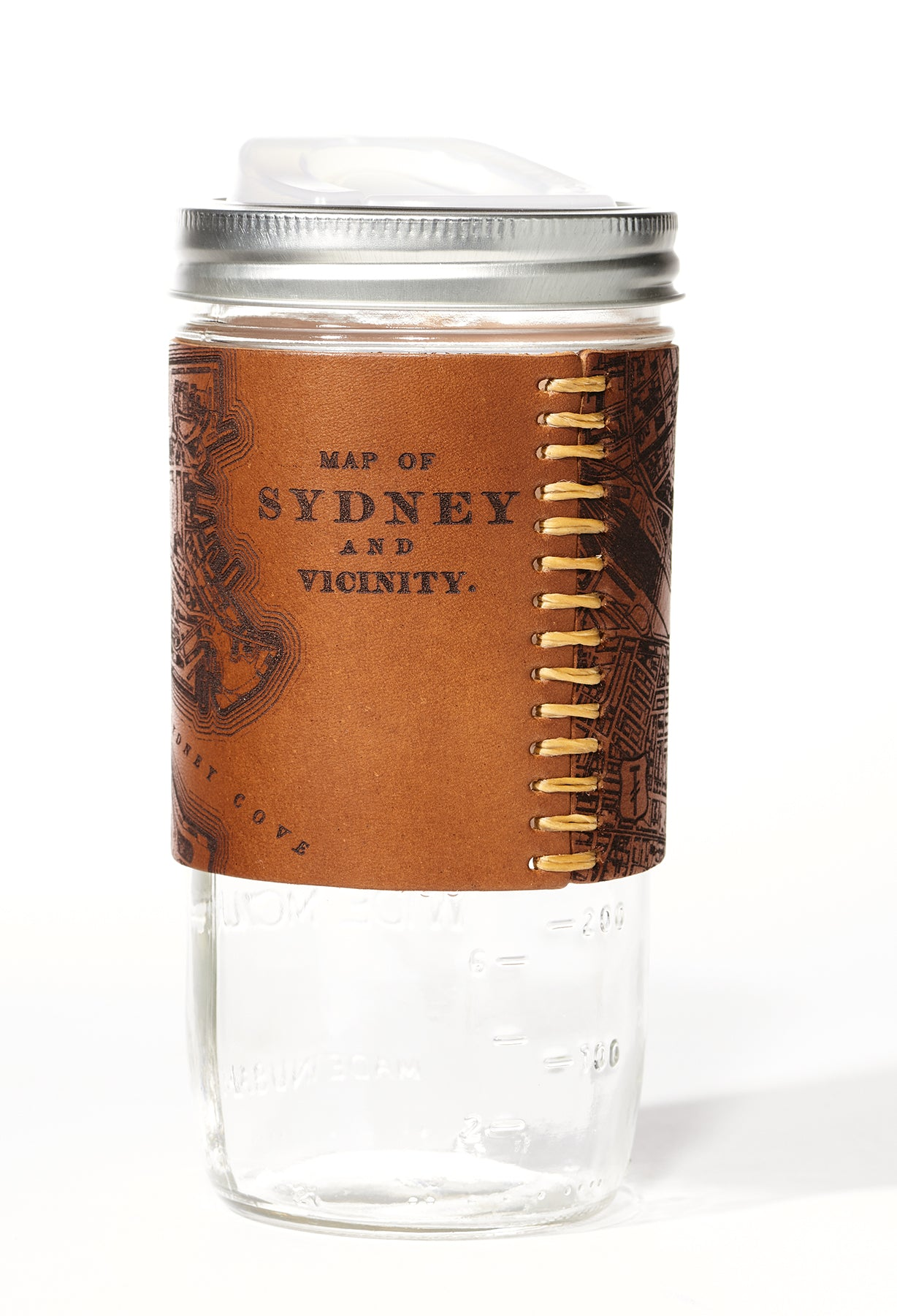 Sydney Map Travel Mug