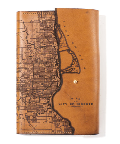 Toronto Map Journal
