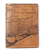 Load image into Gallery viewer, Toronto Map Passport Wallet