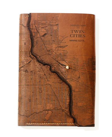 Twin Cities Map Journal