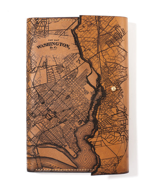 Washington DC Map Journal