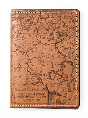 Yellowstone Passport Wallet