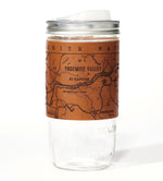Load image into Gallery viewer, Yosemite National Park Map Travel Mug