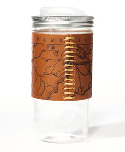 Yosemite National Park Map Travel Mug