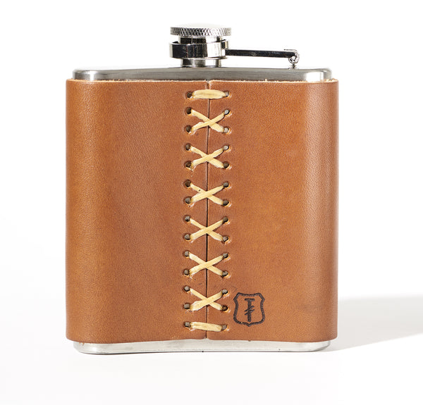 Boston Map Flask
