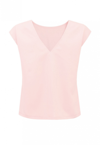 Burell Blush Top