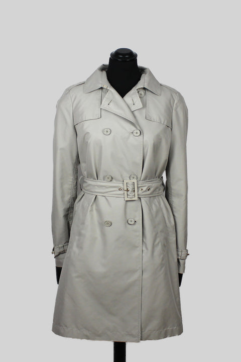 Fay Trenchcoat in Grau