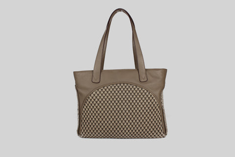 Tissa Fontaneda Shopper Half Moon