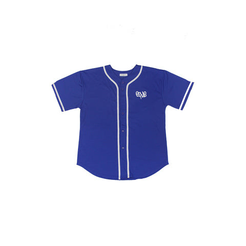 Blue Baseball Pay Me Jersey
