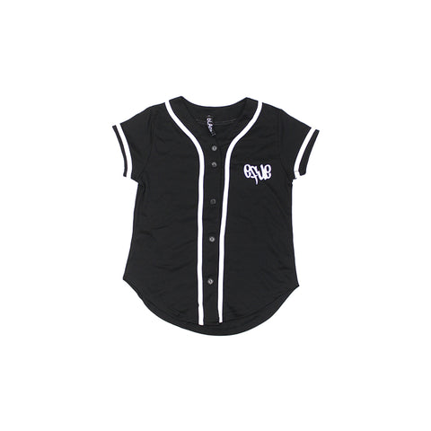 Black Baseball Pay Me Jersey
