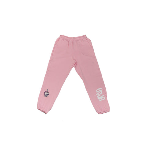 Pink Efue Sweatpants