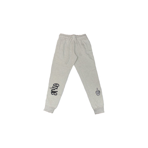 White Efue Sweatpants