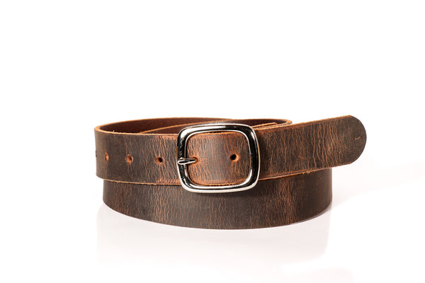 """NEW See Sizes Avail BLACK Genuine CAPE BUFFALO HIDE LEATHER BELT 1 1//2/"""" wide"""