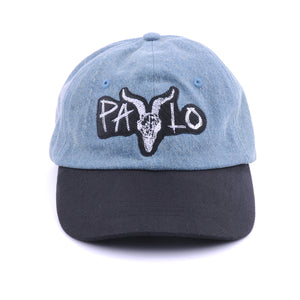 Goat Head Cap (Denim)