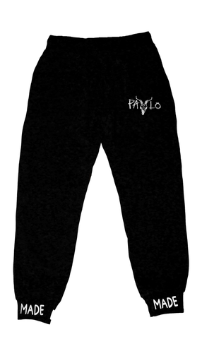 Goat Head Jogger (Black)
