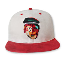 Inspired By Picasso (Red) - FLAT BRIM