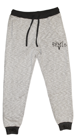 Goat Head Jogger (Two-Tone Grey)