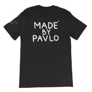 Giant PAVLO Face T-Shirt (Black)