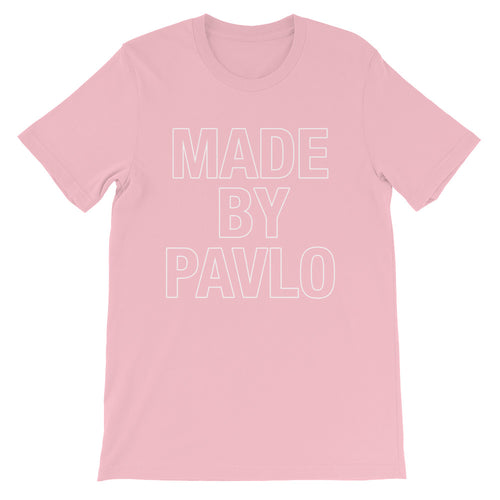 MBP Outline Tee (Pink)