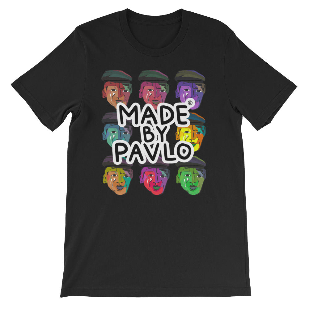 Pop Art Inspired T-Shirt (Black)