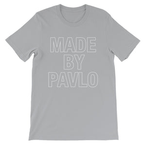 MBP Outline Tee (Silver)
