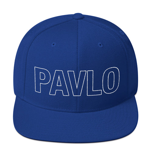 MBP Outline Snapback (Royal Blue)