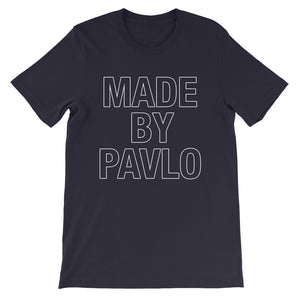 MBP Outline Tee (Navy)
