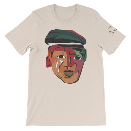 Giant PAVLO Face T-Shirt (Soft Cream)