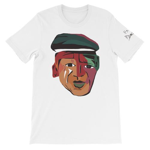 Giant PAVLO Face T-Shirt (White)