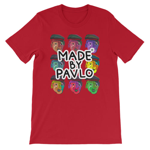 Pop Art Inspired T-Shirt (Red)