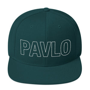 MBP Outline Snapback (Spruce)