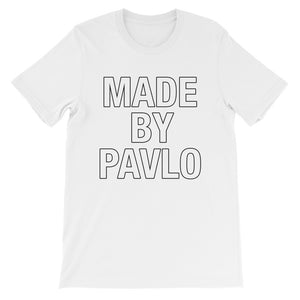 MBP Outline Tee (White)