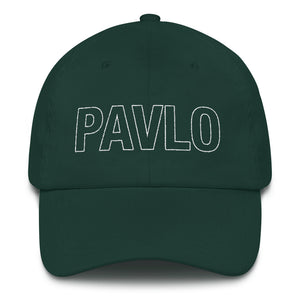 MBP Outline Dad Hat (Spruce)