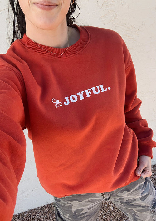 Bee Joyful Sweatshirt