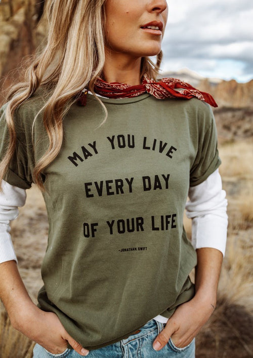 Live Every Day T-Shirt