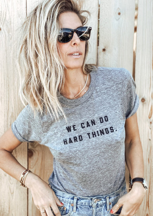 Do Hard Things T-Shirt