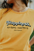 Happiness Is a Habit T-Shirt