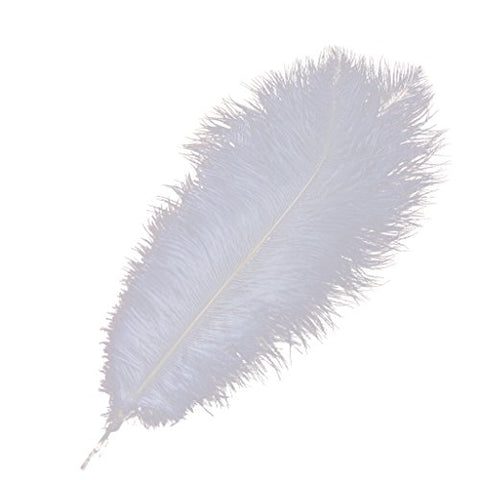 Decorative Ostrich Feathers for Diner en Blanc Centre Pieces & Costumes