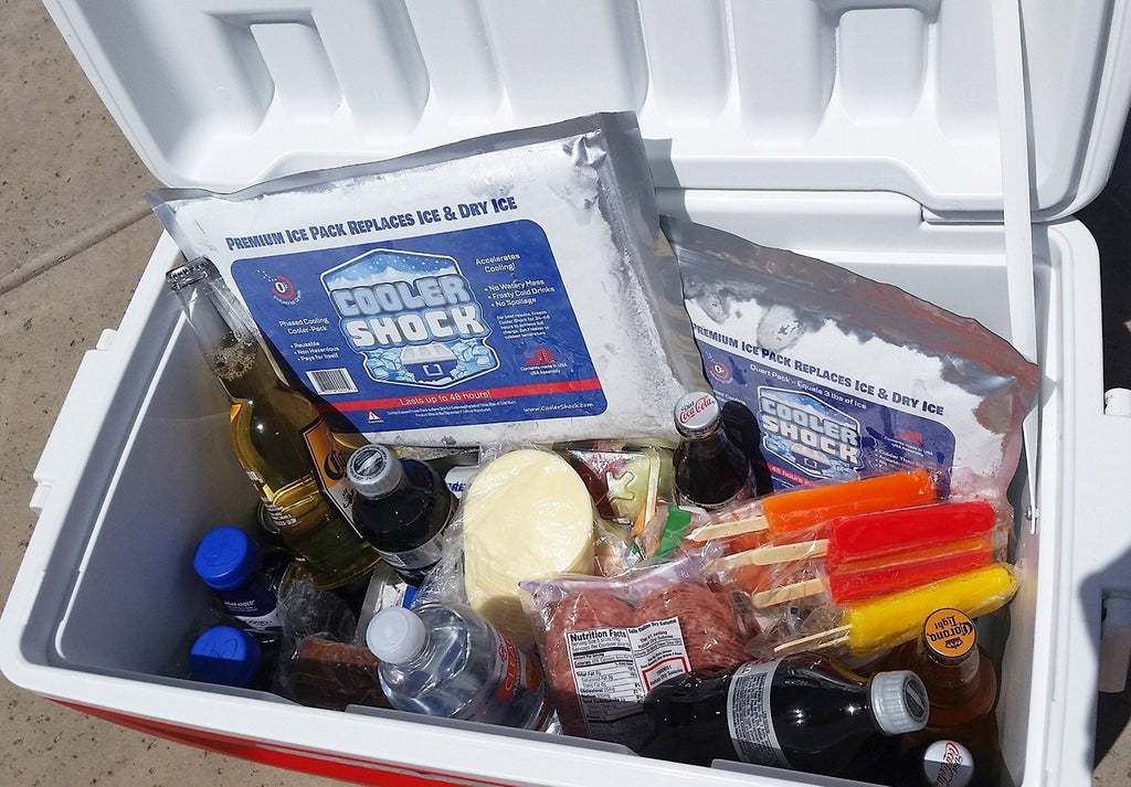 Cooler-Shock Freezer Pack