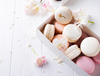 Image of Decadent Desserts for Diner en Blanc - Marvelous Macarons