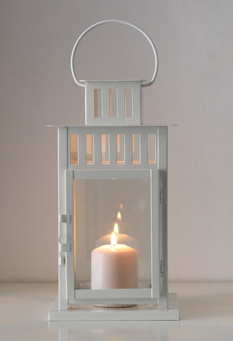 Large Candle Lantern for Diner en Blanc