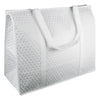 Image of White Insulated Picnic Bag for Diner en Blanc & Bonus Tote Bag
