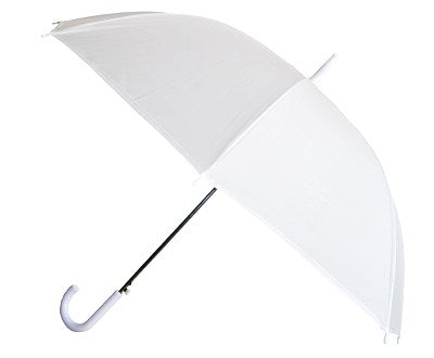 Economy Translucent Umbrella