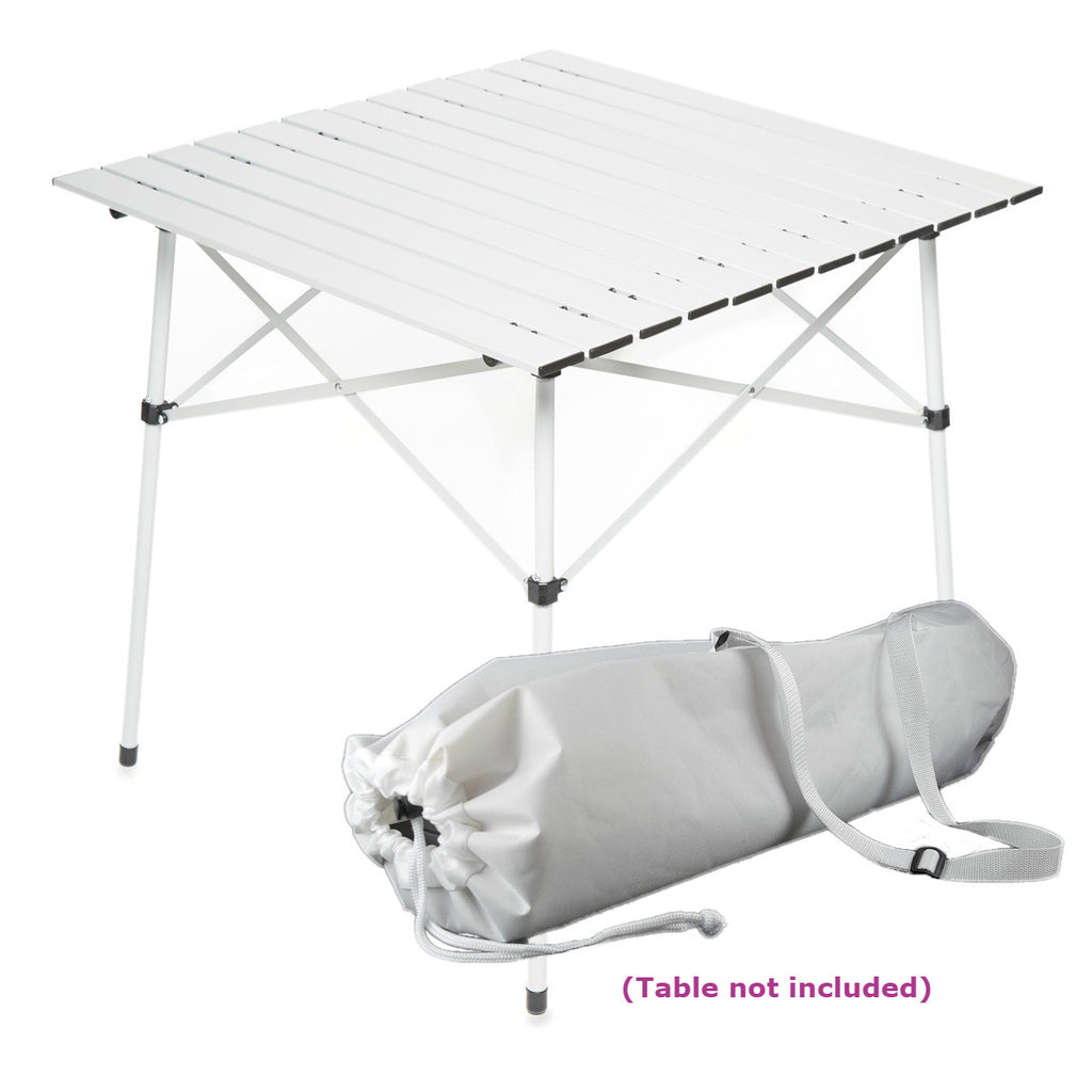 Transportation Bag for Roll-Top Folding Tables